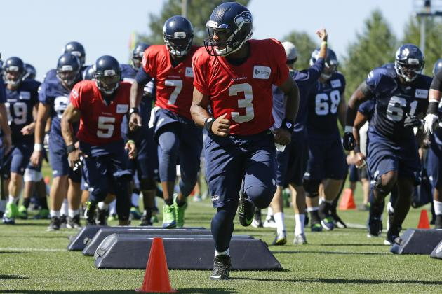 Seattle Seahawks: Updating Training Camp Battles