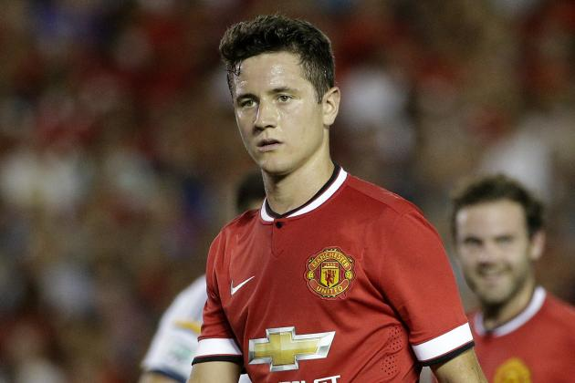 Ander Herrera and 20 of the Best Uncapped Players in the World Right Now