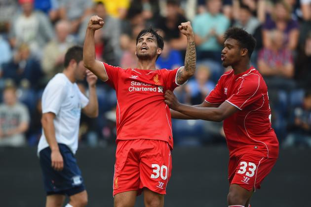 Liverpool vs. AC Milan: How the Reds Will Line Up in International Champions Cup