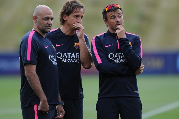 Napoli vs. Barcelona: What Luis Enrique Learned in Geneva