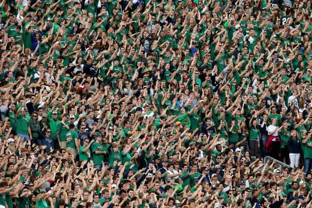 Notre Dame Football: 4 Locks for the 2014 Season
