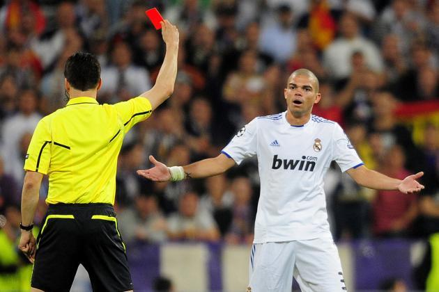 Pepe's 10 Most Shameful Moments