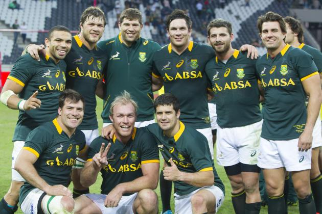 South Africa: Full Report Card for Every Position Entering Rugby Championship