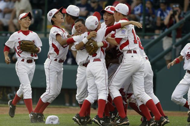 Little League World Series Regionals 2014: Tournament Results and Standings