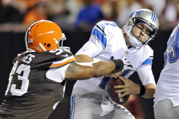 Predicting Detroit Lions' 1st Wave of Roster Cuts