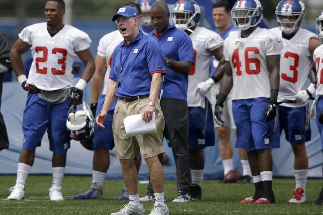 New York Giants: What to Watch for in Preseason Game Action