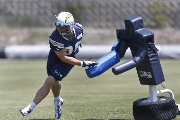 5 San Diego Chargers Veterans Who Could Be Camp Casualties