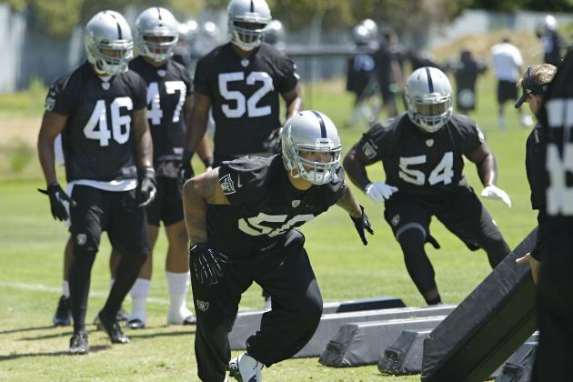 Oakland Raiders: What We've Learned Through Week 1 of 2014 Training Camp