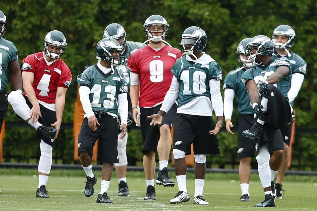 Early Projections for Philadelphia Eagles' Final 53-Man Roster