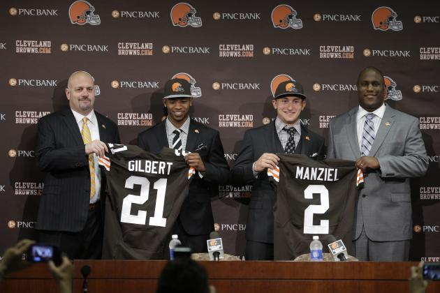 Cleveland Browns Rookie Training Camp Progress Reports