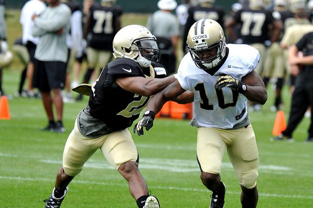 5 Players Turning Heads at New Orleans Saints Training Camp