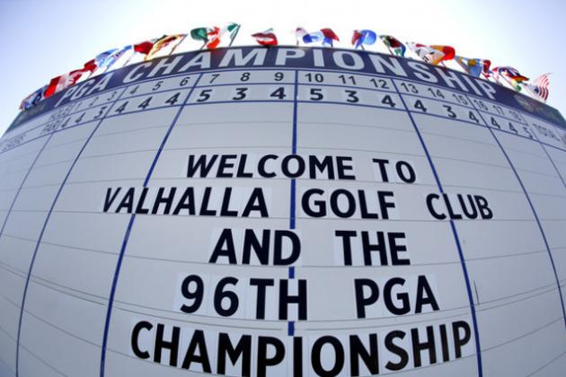 PGA Championship 2014: Burning Questions at Valhalla