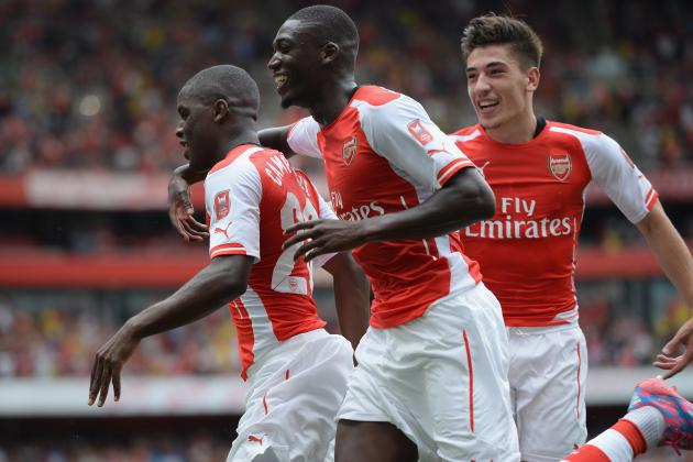 Arsenal vs. Benfica: What Arsene Wenger Learned in Emirates Cup