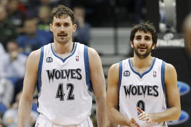 Ranking the Top 25 Minnesota Timberwolves of All Time