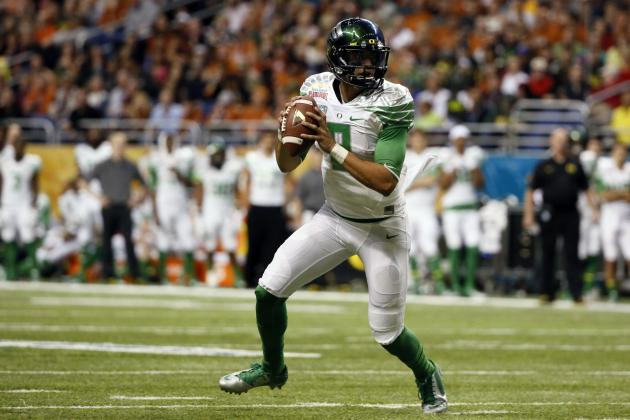USC Football: 5 Best QBs Trojans Will Face in 2014