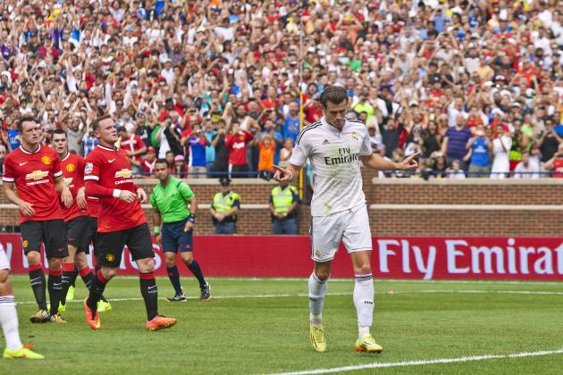 Real Madrid vs. Manchester United: What Carlo Ancelotti Learned in Champions Cup