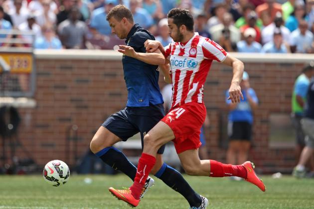 Manchester City vs. Olympiakos: What Manuel Pellegrini Learned