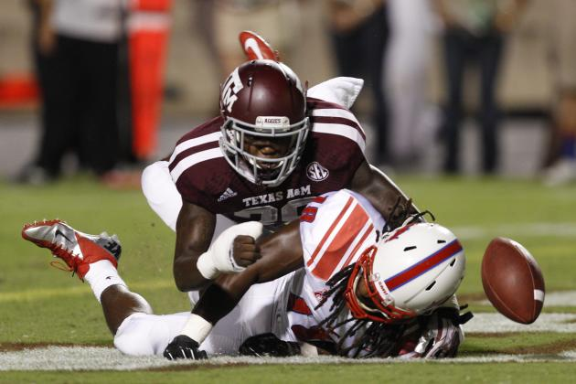 Texas A&M Football: 5 Best QBs Aggies Will Face in 2014