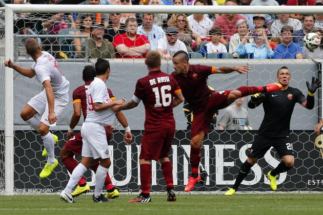 Inter Milan vs. Roma: What We Learned in International Champions Cup