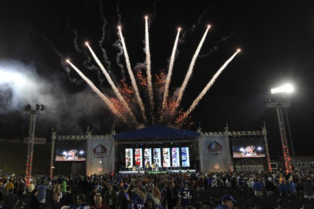 Giants vs. Bills: The Complete Guide to the 2014 Hall of Fame Game