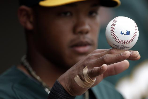 Stock Up, Stock Down on MLB's Top Prospects 1 Month from Roster Expansion