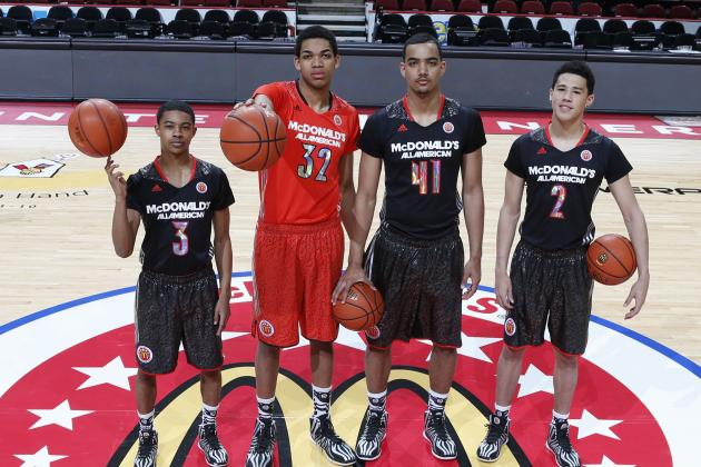 Predicting Stat Lines for Each Incoming 5-Star Freshman in 2014-15 CBB Season