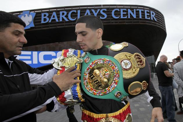 Danny Garcia vs. Rod Salka: Preview and Prediction for Light Welterweight Bout