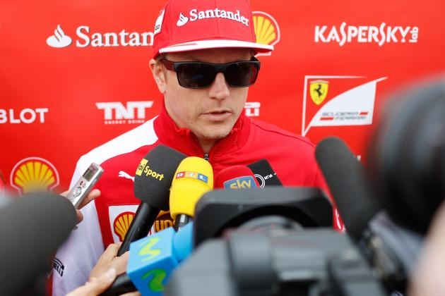 Formula 1's Latest Rumours and Talk: Kimi Raikkonen, Horner on Kvyat and More