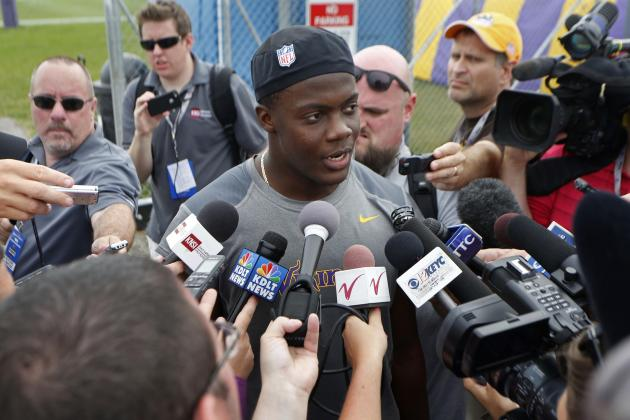 Minnesota Vikings: What We've Learned Through Week 1 of Training Camp