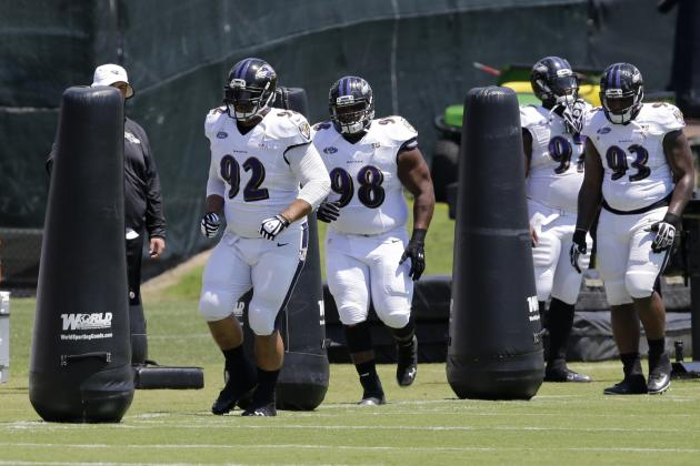 Predicting Baltimore Ravens' 1st Wave of Roster Cuts