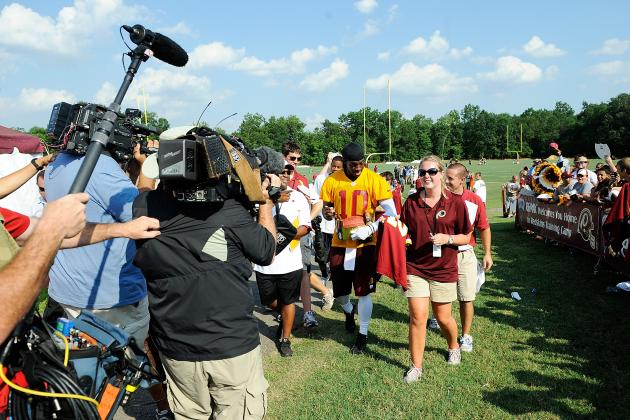 Washington Redskins: What We've Learned Through Week 1 of Training Camp