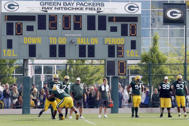Predicting the Packers' 1st Wave of Roster Cuts