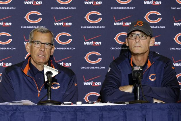 Predicting Chicago Bears' First Wave of Roster Cuts