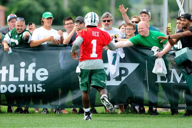 New York Jets Training Camp: Week 2 Stock Report