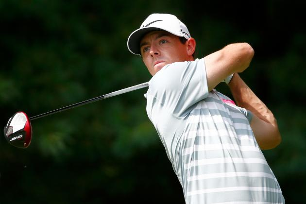 Ranking the Top 25 Golfers Heading into the 2014 PGA Championship