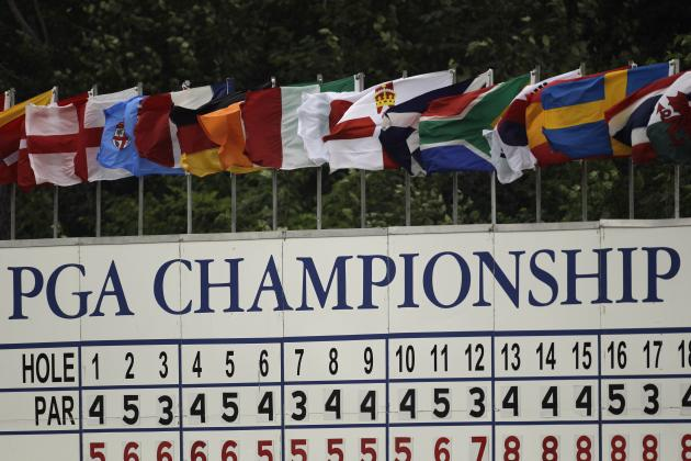 PGA Championship Odds 2014: Handicapping the Field at Valhalla