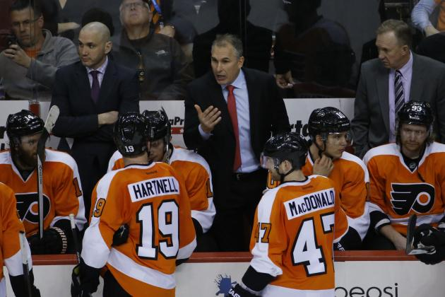 Power Ranking the Last 5 Philadelphia Flyers Head Coaches