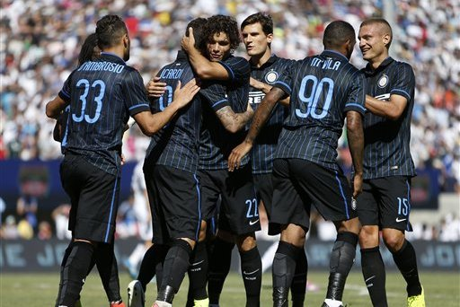 Winners and Losers from Inter Milan's International Champions Cup Campaign