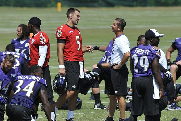 Baltimore Ravens: What We've Learned Through Week 1 of Training Camp