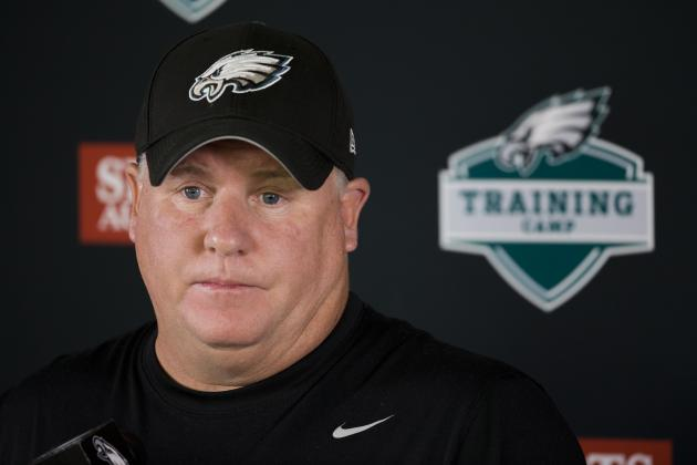 Predicting Philadelphia Eagles' 1st Wave of Roster Cuts