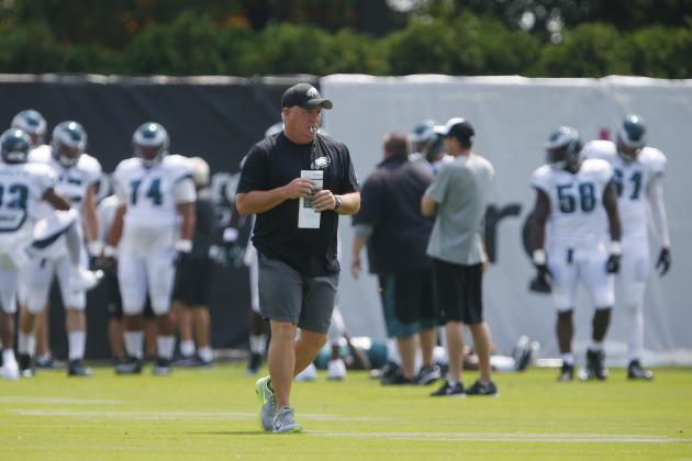 Philadelphia Eagles: What We've Learned Through Week 1 of Training Camp
