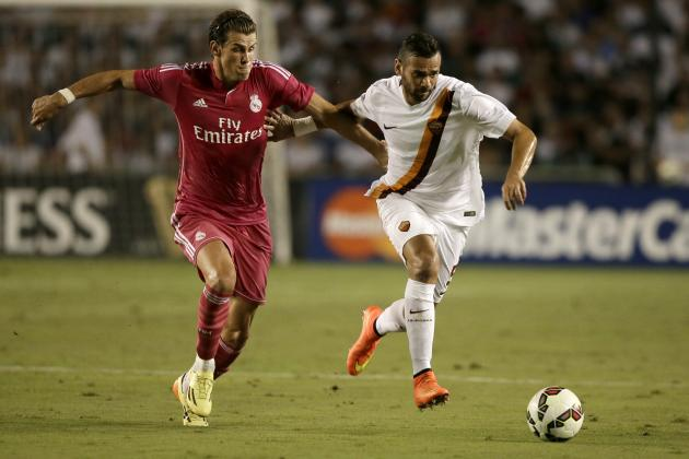 Winners and Losers from AS Roma's International Champions Cup Campaign
