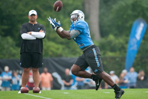 Detroit Lions Training Camp: Week 2 Stock Report