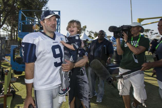 Dallas Cowboys Training Camp: Week 2 Stock Report