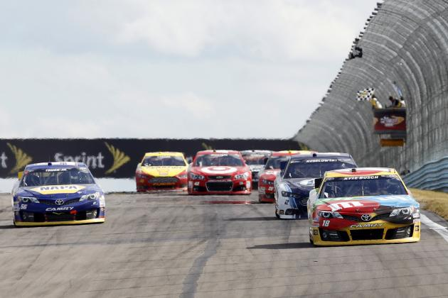 Fantasy NASCAR at Watkins Glen 2014: Picks, Top Drivers for Cheez-It 355