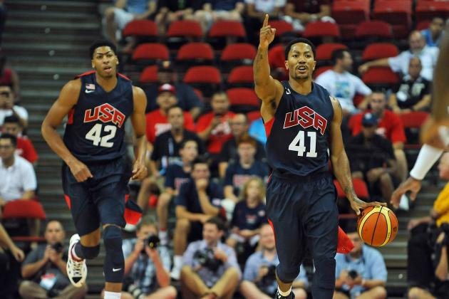 Predicting Which Team USA FIBA Players Will Make 2016 Olympic Squad