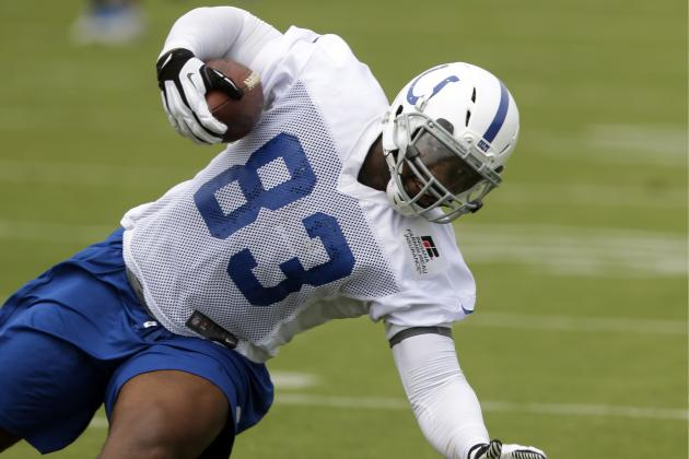 Top 5 Indianapolis Colts Players with Something to Prove at Training Camp