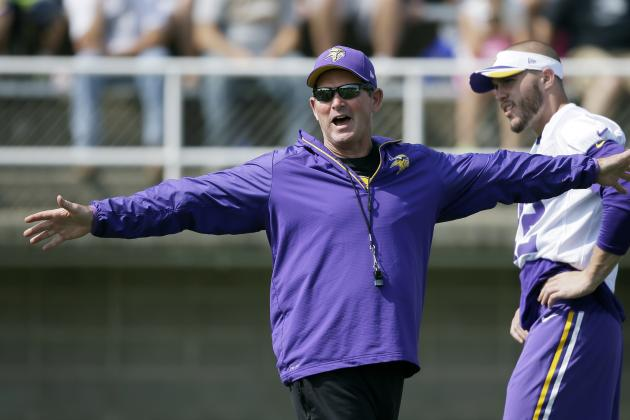 Predicting Minnesota Vikings' 1st Wave of Roster Cuts