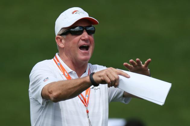 Denver Broncos Training Camp: Week 2 Stock Report