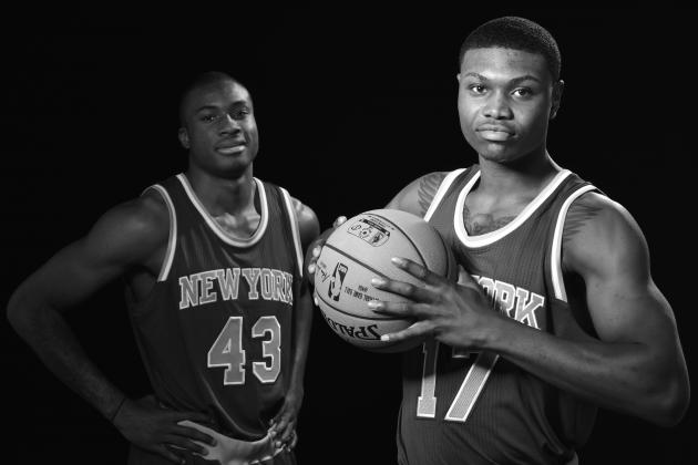 Ranking NY Knicks' Young Players